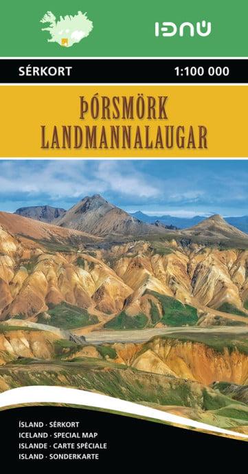 is100-Thorsmork-Landmanna-cover-2015
